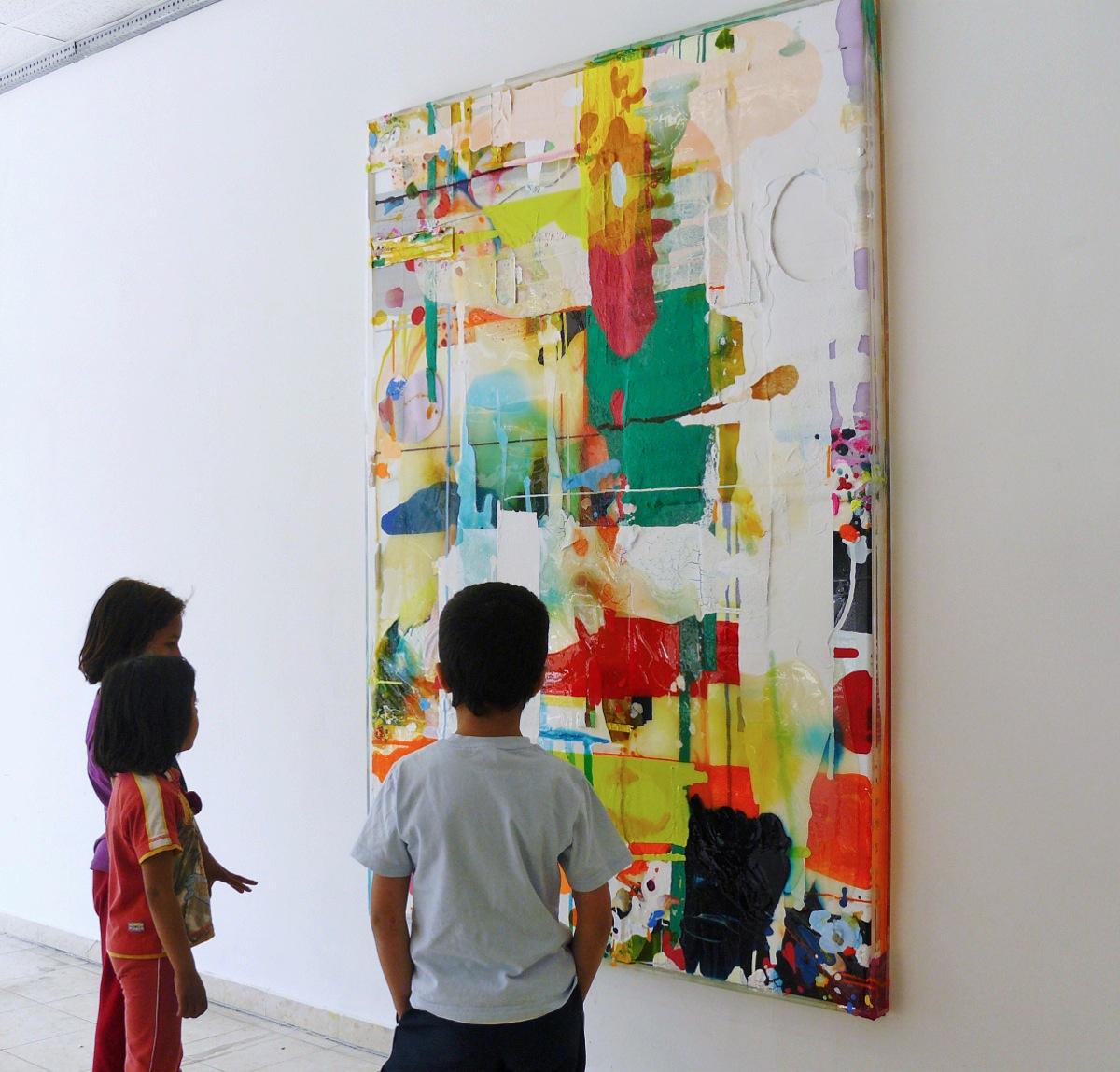"""""""Orientierung"""", Ausstellung Heischeimai, 2009, oqbo Berlin"""