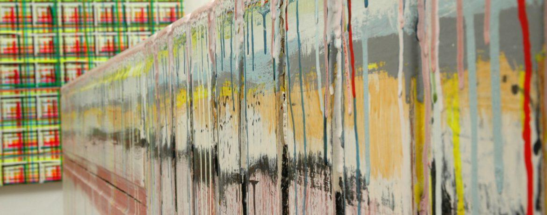 """Sich selbst malend"", 1996"