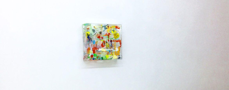 """""""Mirror Box"""", Galerie oqbo, 2018"""
