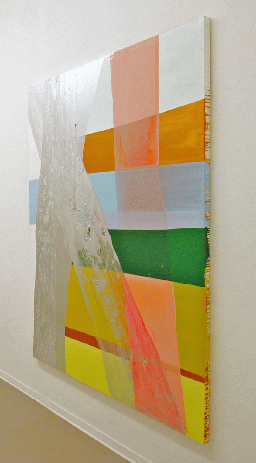 """""""Ruth"""", 200x140 cm, Acrylfarbe, Leinwand, 2005"""