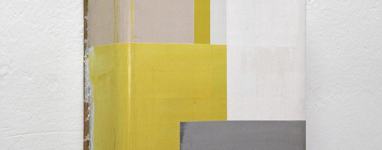 """Box V"", 40x33x12 cm, Acrylfarbe, Holz, 1993"