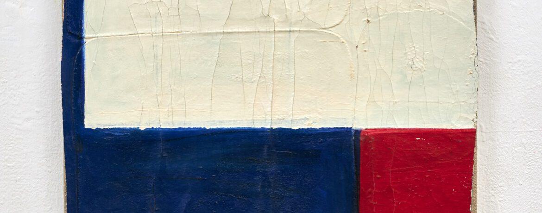 """Regel"", 70x70 cm, Ölfarbe, Nessel, Leinwand, 2016"