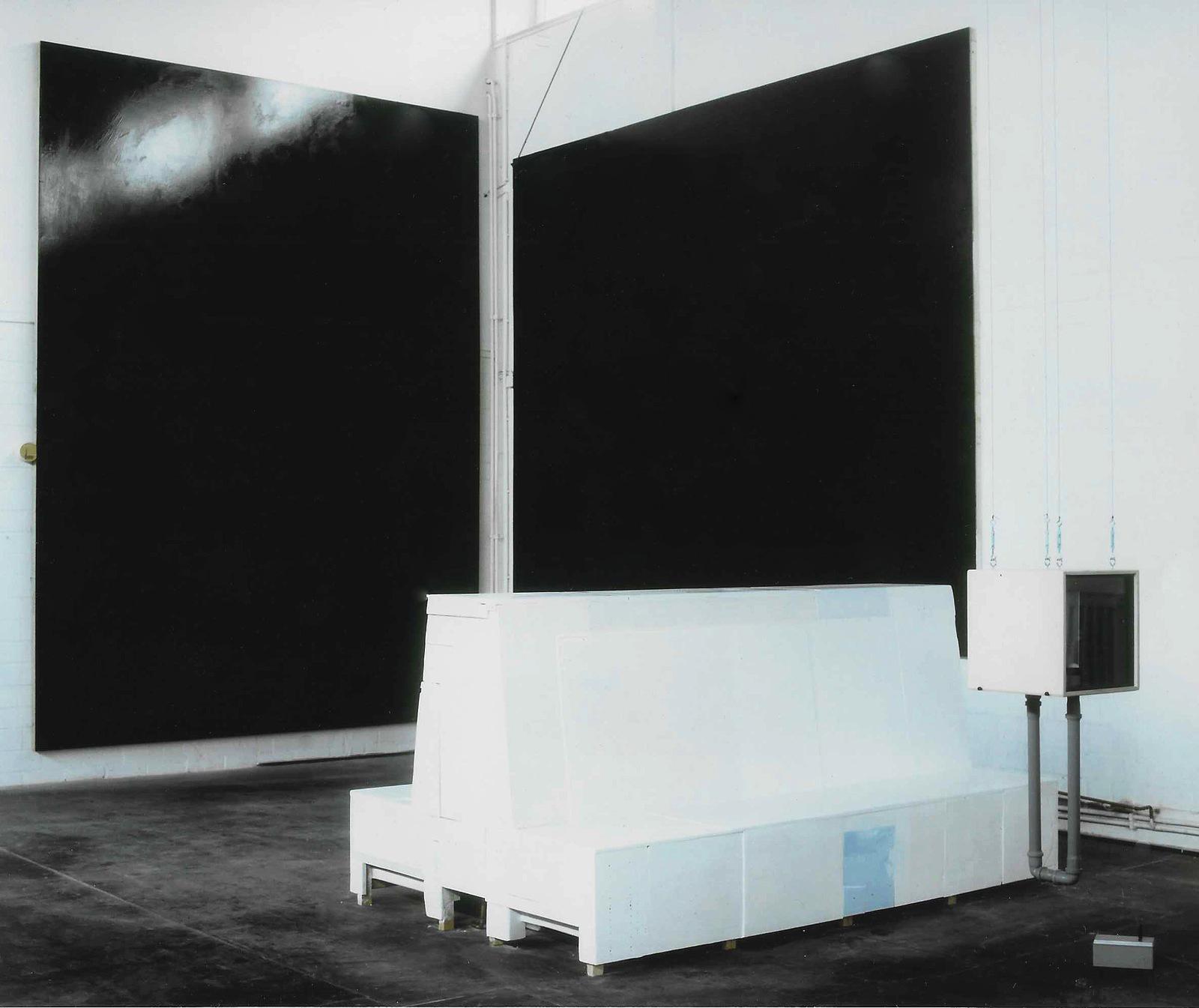 """""""Inkonferenz"""", Haverkamp-Halle, 1995"""