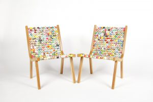 o432 - Lounge Chair, Fesseler / Dreher